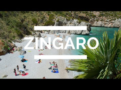 PALERMO SUNDAY VLOG #5 - Our trip to Zingaro | Dragonfly's Heart
