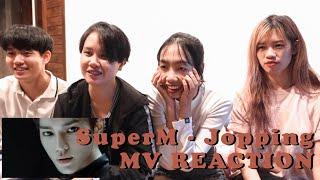SuperM 슈퍼엠 'Jopping' MV REACTION อันเดอร์คัทนี้นุ้งเป็นลม 😱