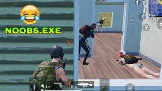 Best Trolling Of Noobs 😂 | Episode 6 |  PUBG FUNNY MOMENTS