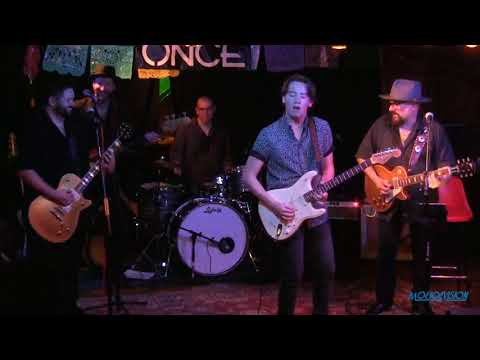 Jimmy Vivino & Friends With Monster Mike Welch & Quinn Sullivan Live @ ONCE Somerville 6/20/18