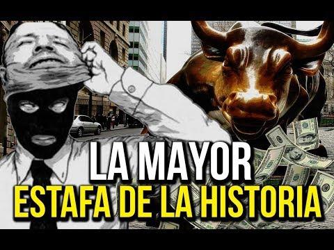 LA ESTAFA FINANCIERA MAS GRANDE DE LA HISTORIA l  CASO BERNARD MADOFF