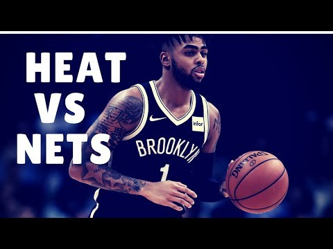 Heat vs Nets post game thoughts - (NBA refs i'm coming for you!!!)