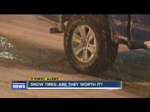 Snow tires: pricey luxury or winter essential?