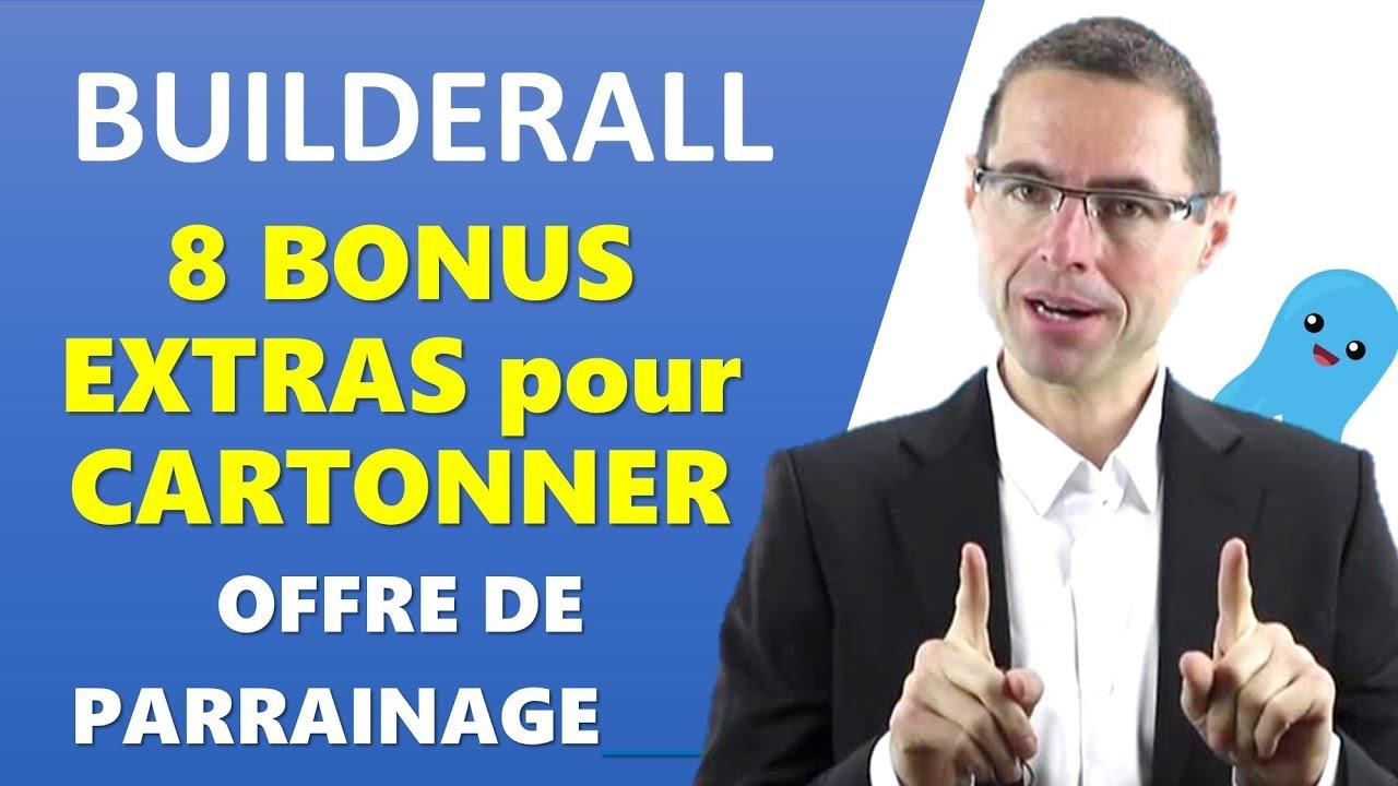 BuilderAll France Offre affiliation pour réussir son business sur internet