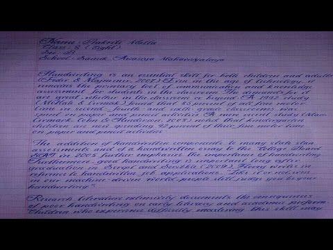 पूरी दुनिया फिदा है इस Handwriting पर, आप भी देखिए जरा… | Nepal Girl's Handwritten Notes Go Viral