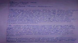 पूरी दुनिया फिदा है इस Handwriting पर, आप भी देखिए जरा…   Nepal Girl's Handwritten Notes Go Viral