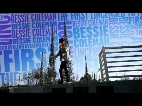 Roshon Fegan 'Anything Is Possible'  Music Video