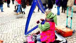 Magical Harp Music in Europe