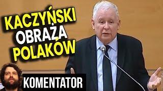 Nie Radzisz Sobie w Polsce? TO WYJEDŹ! - Przesłanie Kaczyńskiego Prezesa PIS - Analiza Komentator PL