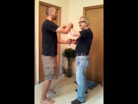 Kaufman Wing Chun internal force generation