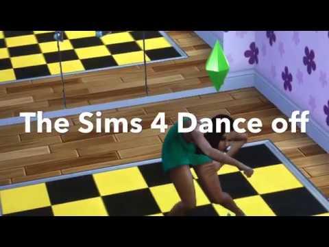 Faithfully - Shaboozey // The Sims 4 Dance Off