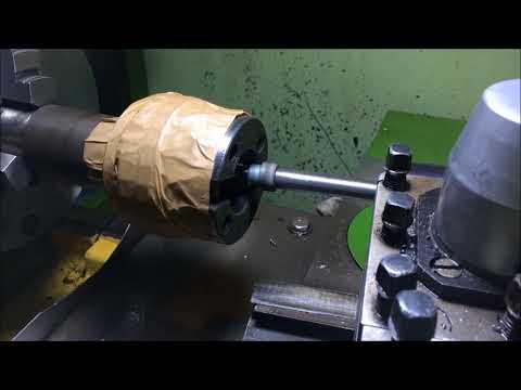 Шлифовкка шпинделя вт40