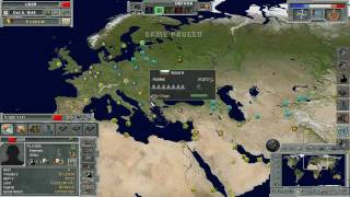 Supreme Ruler: Cold War VideoTutorial: Beginning the game