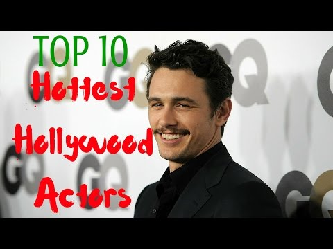 Top 10 HOTTEST HOLLYWOOD ACTORS 2016 | Hottest And Sexiest Men - TOP TEN !