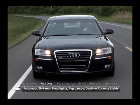 2009 Audi A8 Used Car Report