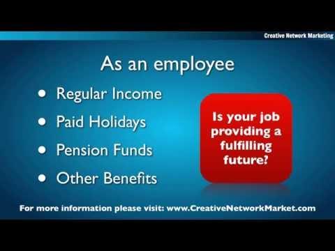 MLM vs Employment | Self-employed or Employee