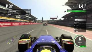 F1 2015 アメリカGP