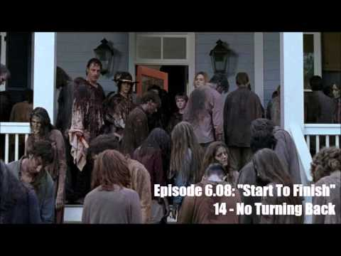 The Walking Dead  Season 6 OST  608  14: No Turning Back