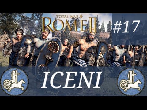 Let's Play Total War Rome 2:Iceni Survival Challenge #17