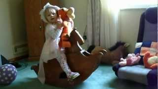 Riding Horsey!