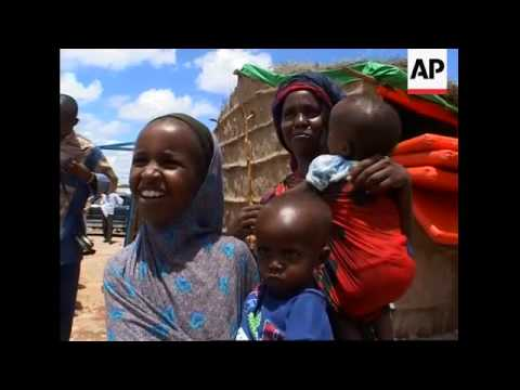 UN humanitarian official appeals for help in East Africa