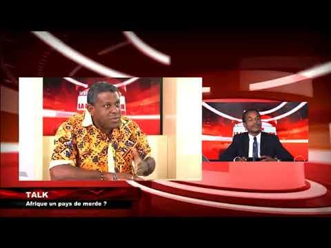 Afrique un pays de merde ? avec Marie-José et Jean-Philippe Omotunde II.