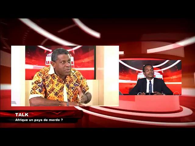 Afrique un pays de merde ? - de Marie-José et Jean-Philippe Omotunde II.