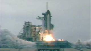 STS-75 launch & landing (2-22-96)