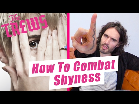 How To Combat Shyness: Russell Brand The Trews (E399)