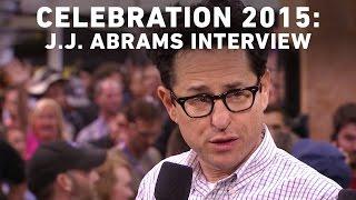 J.J. Abrams Interview with StarWars.com   Star Wars Celebration Anaheim
