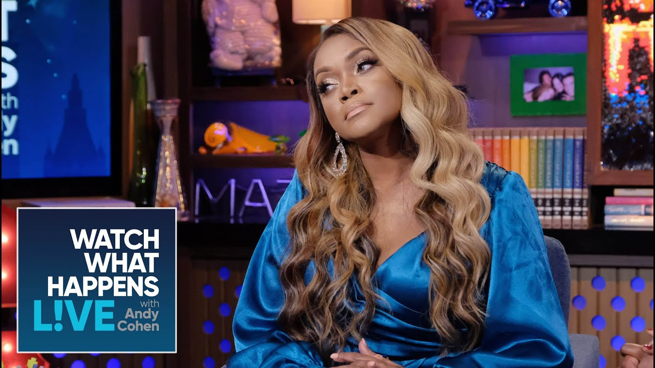 Mariah Huq Comments on Quad Webb & Her Brother-in-Law | WWHL