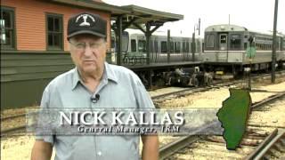 """Illinois Adventure #1706 """"Illinois Railway Museum"""""""