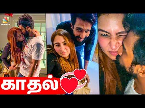 காதலை உறுதி செய்த விஷ்ணு விஷால் | Vishnu Vishal - Jwala Gutta Romantic Celebration | Tamil News