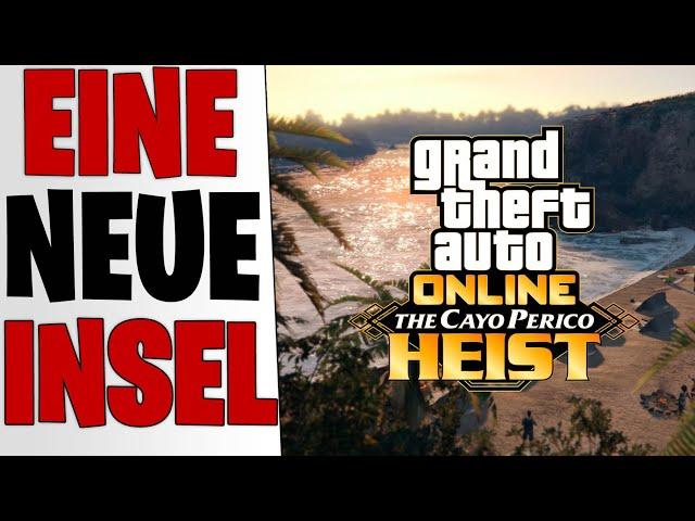 EINE NEUE INSEL - GTA Heist & Wann kommt RDO Update ? | Red Dead Redemption 2 & GTA Online deutsch