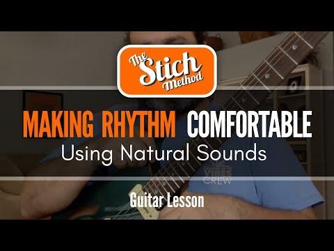 Blues Rhythm For Your Right Hand Guitar Lesson (Read Description)