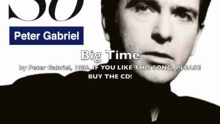 Peter Gabriel - Big Time (1986)