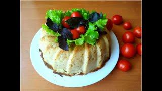 Вкуснейшее блюдо из обычной КАРТОШКИ Картофельная бабка