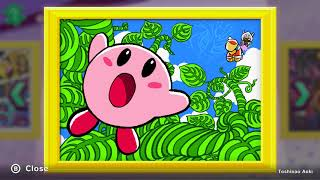 Kirby Star Allies: ALL 9 Celebration Pictures and Songs