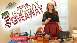 2017 Holiday Giveaway! Over $1000 in Prizes & 15 Winners, Gift Ideas & Coupons, Health, Yoga