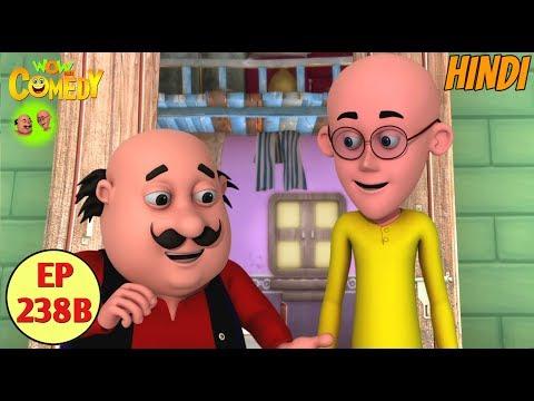 Motu Patlu in Hindi | 3D Animated Cartoon Series for Kids | Animal Converting Gadget thumbnail