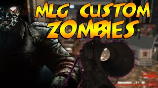 Zues Vs. Zombies - Custom Zombies with Prestige Is Key