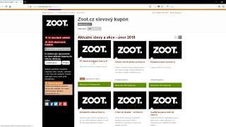 Slevovykupon.net - Zoot.cz