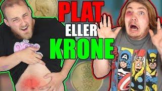 KRISTOPHER BANKER OS! | Plat Eller Krone #2