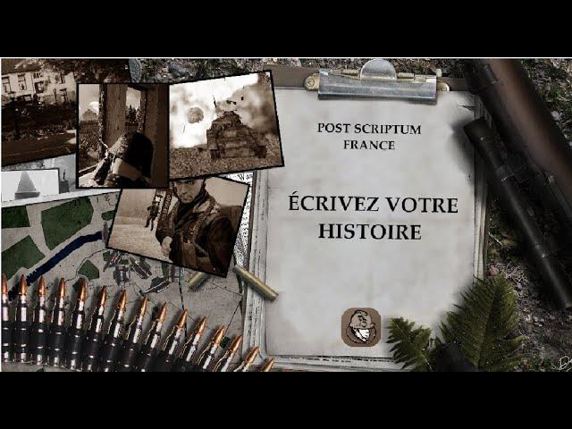 Post Scriptum France - Bande Annonce - Écrivez votre histoire