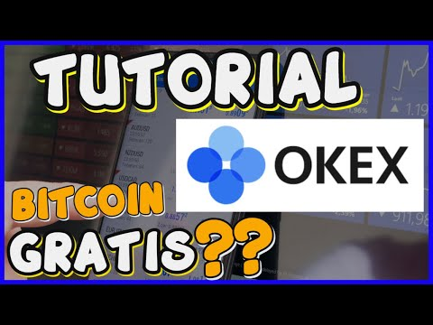👉OKEX TUTORIAL ESPAÑOL | ¿¿GANAR BITCOINS GRATIS?? | OKEX EXCHANGE 2021