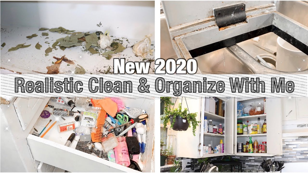 CLEAN & ORGANIZE WITH ME AFTER BED REST | Cleaning Motivation 2020 | Complete Disaster @SELMARIVERA