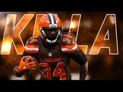 "Isaiah Crowell || ""Killa"" HD || Cleveland Browns || Career Highlights ||"