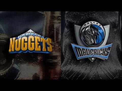 NBA2K16 Nuggets vs Mavericks 11 28 15 Full Game PS4