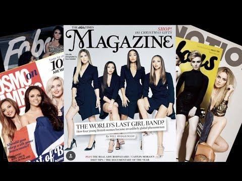 Little Mix: Behind The Pop Star Glitz & Glamour