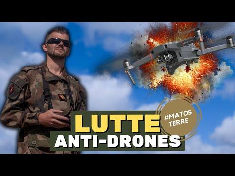 ICARE - C'EST QUOI LA LUTTE ANTI-DRONES ?